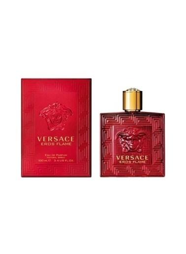 Versace  Eros Flame Edp 100Ml Erkek Parfüm Renksiz